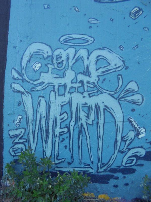 CONE THE WEIRD CREW