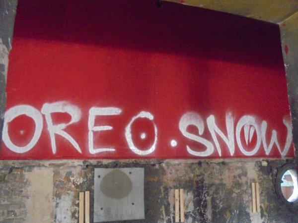 OREO SNOW
