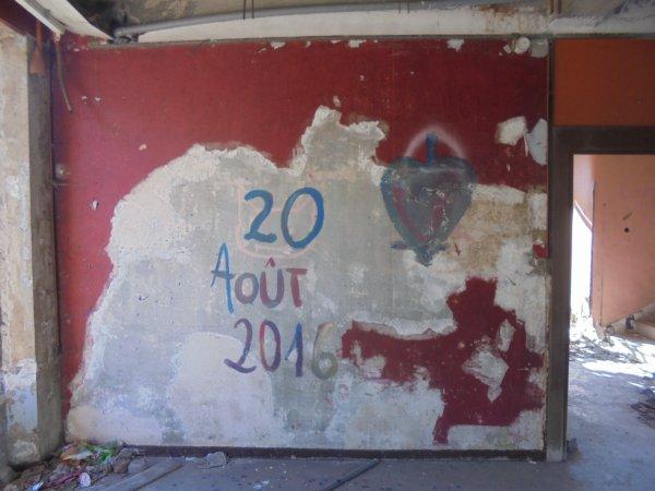 20 AOÛT 2016