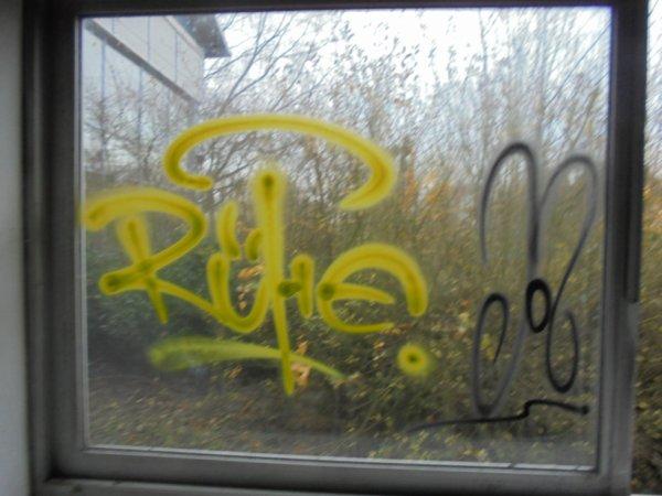 RUHE Rip SOG