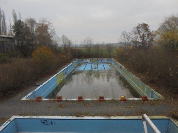 Pool Heusweiler / Piscine Heusweiler