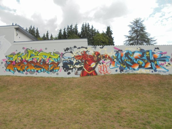 SUPERWALL OF CREU 2017
