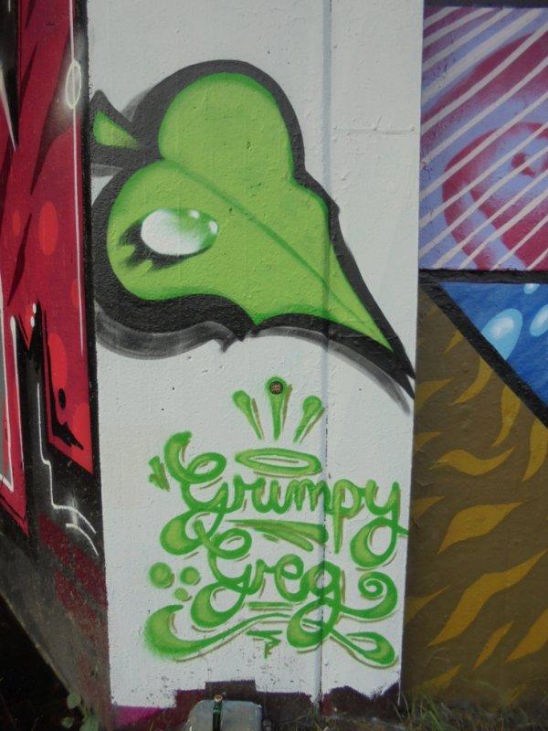GRIMPY GREG