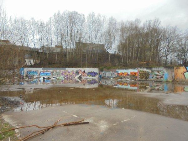 Skatepark Saint-Ingbert / Skatepark Sankt-Ingbert