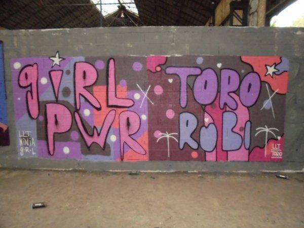 GIRL PWR TORO RUBI