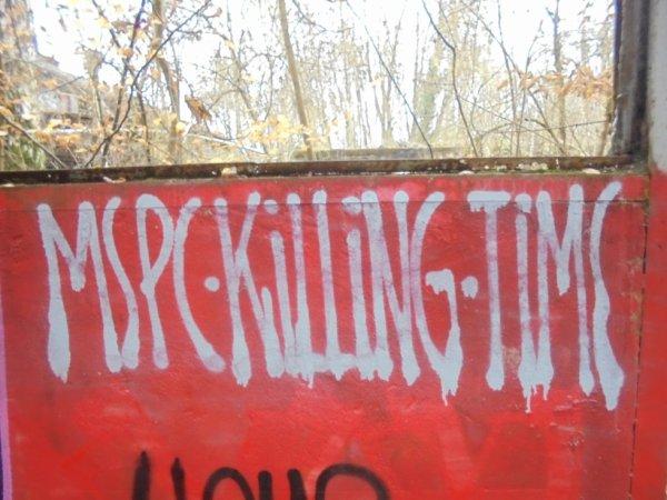 MSPC KILLING TIME