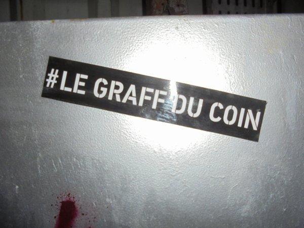 LE GRAFF DU COIN
