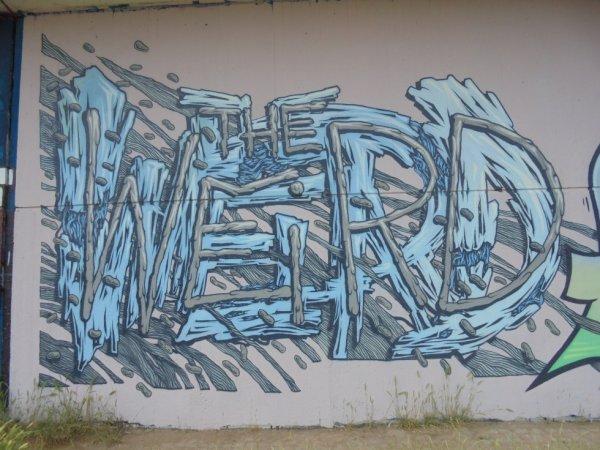 WEIRD CREW