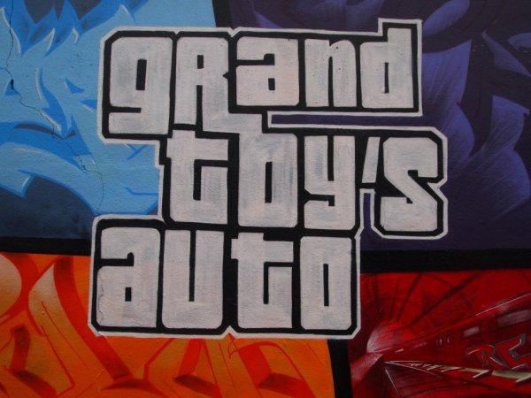 GRAND TOY'S AUTO