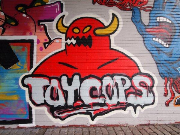 TOY COPS