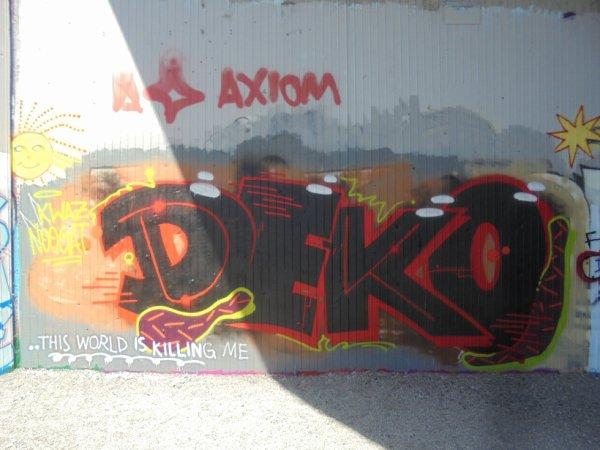 AXIOM DEKO