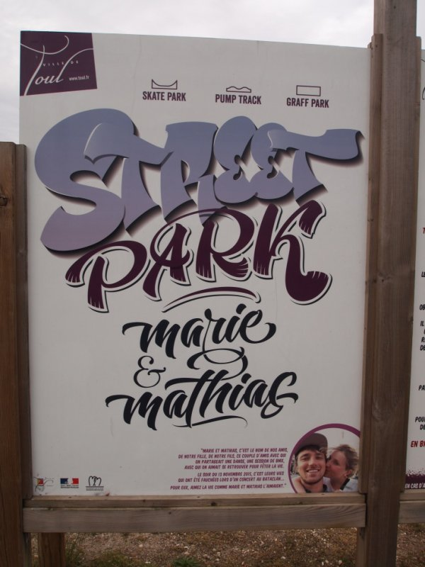 Street Park Marie & Mathias