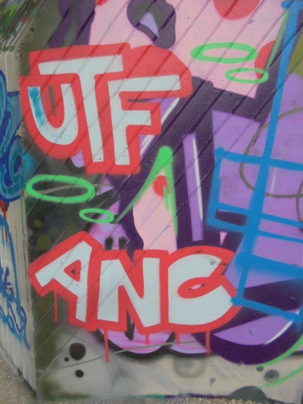 UTF CREW ANC CREW