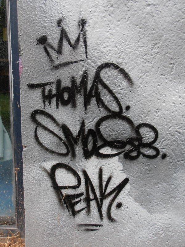 THOMAS SMOE 83 PEAK Rip