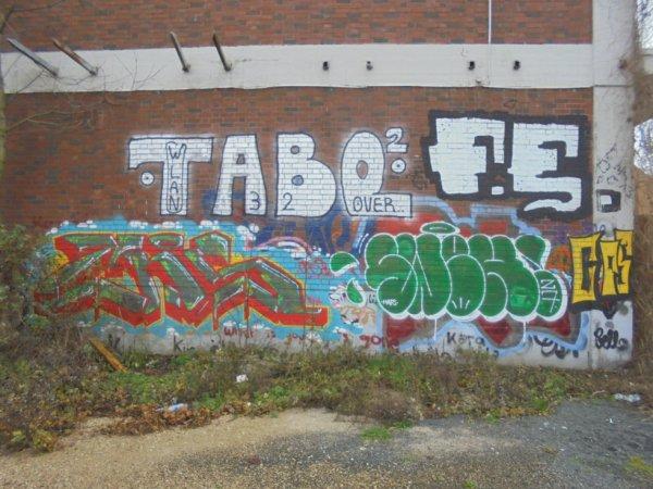 TABOO FE CREW CNS CREW SWEK CPS CREW