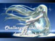 † ...Challenge : L'abécédaire du mangaphile... †