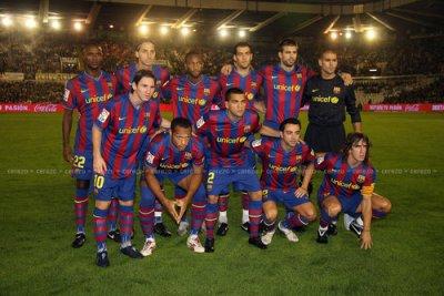 fcbarcelona 2009/2010