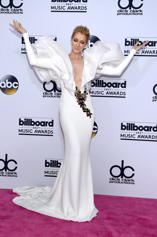Billboard Music Awards2017 Celine Dion