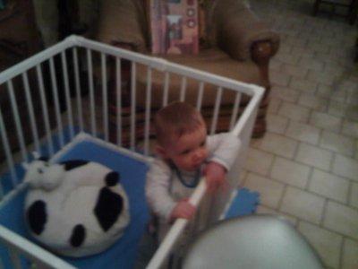 Lucas 9 mois