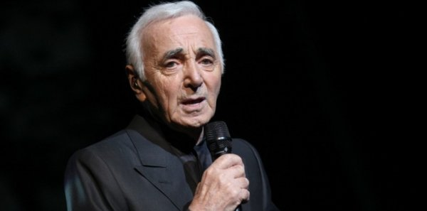 HIER ENCORE...  charles aznavour