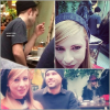 . _31/12/13_ : Robert aurait été aperçu brunchant à  New York en compagnie de Dakota Fanning. .