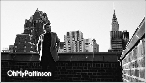 . Bienvenue sur OhMyPattinson, votre nouvelle source sur le beau londonien Robert Pattinson !.
