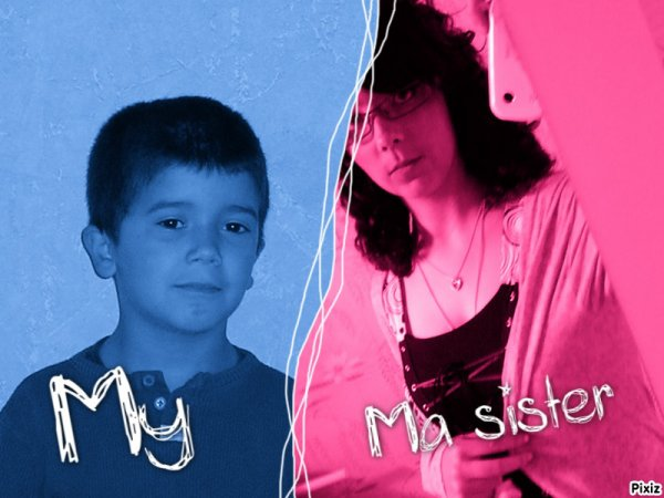8-p Moi et ma sister  8-p