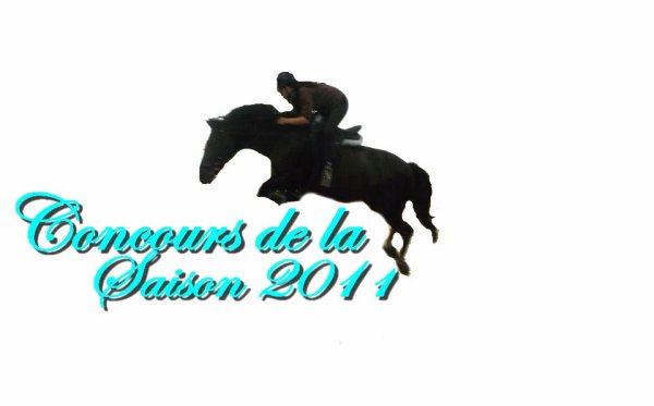 Concours saison 2011.