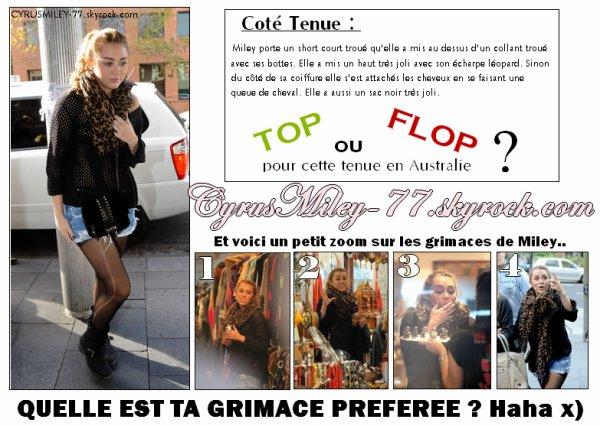 27 juin : Miley fait du shopping avec sa mère et des amies