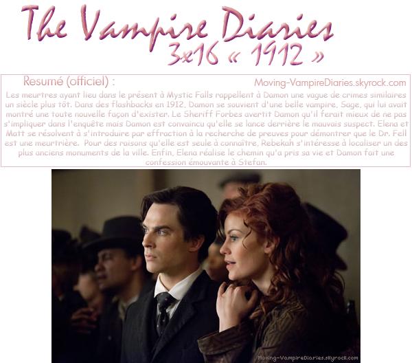 TVD - Episode 16 - 16/03.