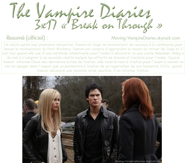 TVD - Episode 17 - 23/03.
