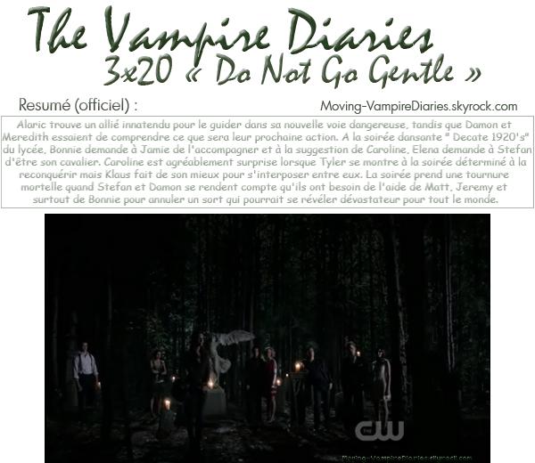 TVD - Episode 20 - 27/04.