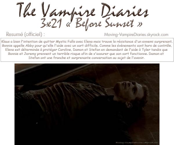 TVD - Episode 21 - 04/04.