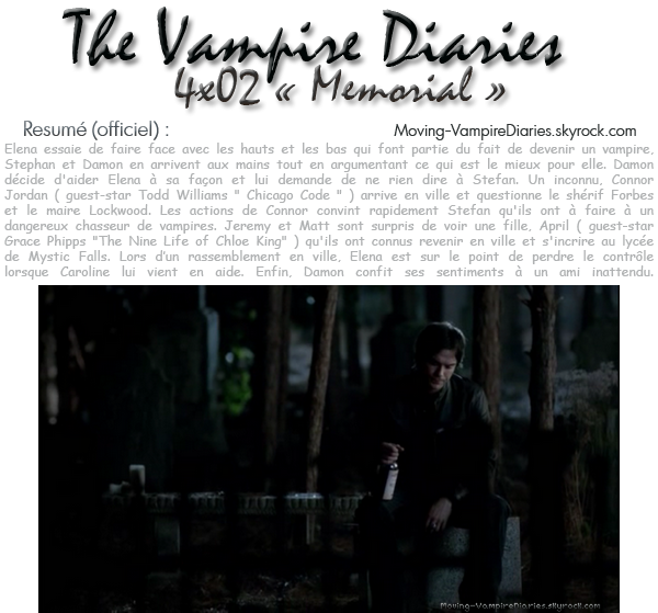 The Vampire Diaries : Saison 4, Episode 02