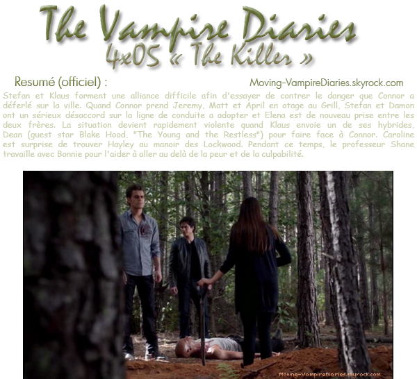 The Vampire Diaries : Saison 4, Episode 05