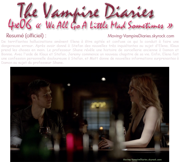 The Vampire Diaries : Saison 4, Episode 06