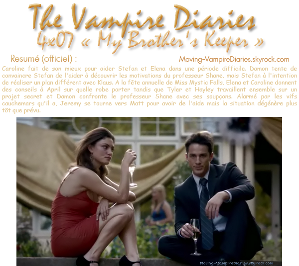 The Vampire Diaries : Saison 4, Episode 07