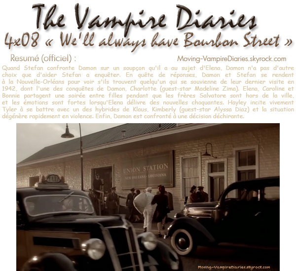The Vampire Diaries : Saison 4, Episode 08