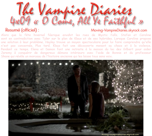 The Vampire Diaries : Saison 4, Episode 09