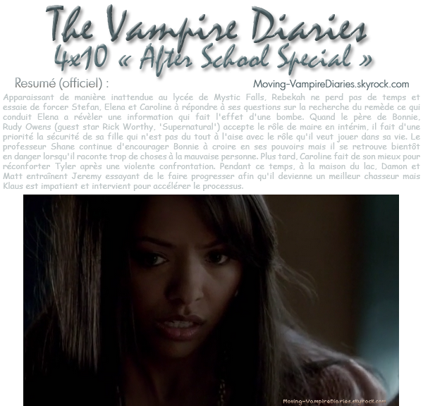 The Vampire Diaries : Saison 4, Episode 10
