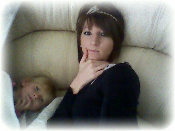 Moi et ma petite chérie