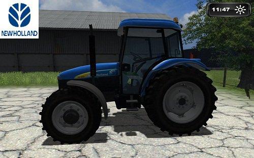 Mod New Holland TD95D