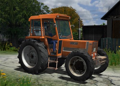 mod FIAT 980 DT