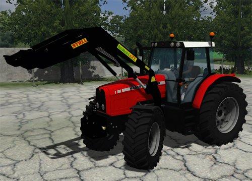 Mod Massey Ferguson 5456 v3