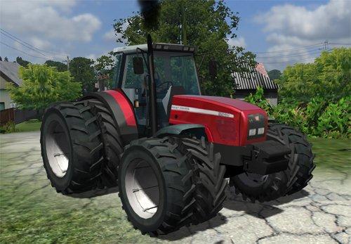 Mod Massey Ferguson 8240