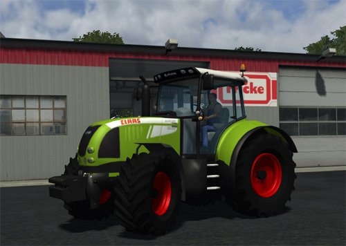 Mod CLAAS Arion 640 edit