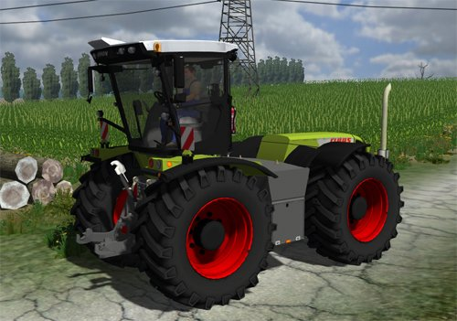ModCLAAS Xerion 3300 VC