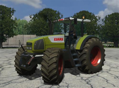 Mod CLAAS Ares 826 RZ edit