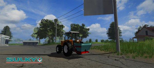 Mod Sulky DR850