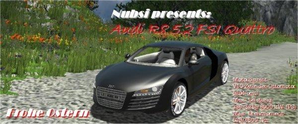Mod Audi R8